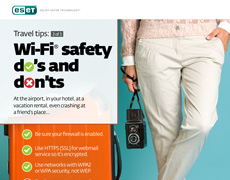 Wi-Fi safety do's and dont's